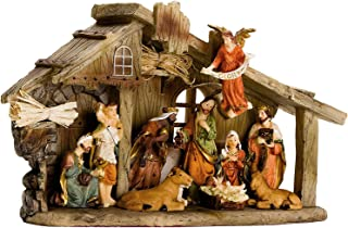 Best traditional nativity scene set Reviews