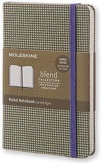 Moleskine Blend Limited Collection Pocket Ruled Green