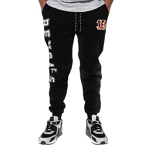 ICER Brands NFL Men s Jogger Pants Active Basic Fleece Sweatpants e20ee6ae513c