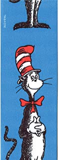 Offray, Cat in The Hat Dr. Seuss Craft Ribbon, 1 1/2-Inch x 9-Feet, 1-1/2 Inch