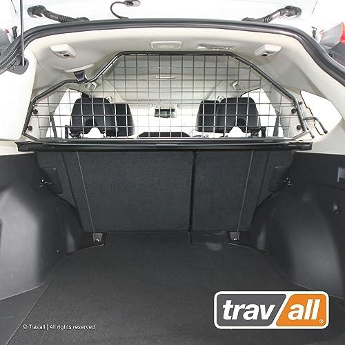 VW TOUREG ALL MODELS Rear Headrest Wire Mesh Dog Guard Divider Barrier
