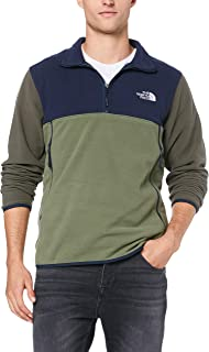 The North Face Men's Glacier Alpine 1/4 Zip