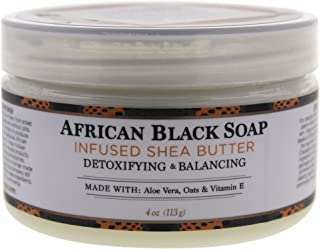 Best shea butter infused with african black soap Reviews