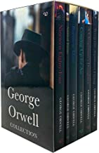 The George Orwell Complete Classic Essential Collection 6 Books Box Set (Keep the Aspidistra Flying, Clergyman's Daughter,...