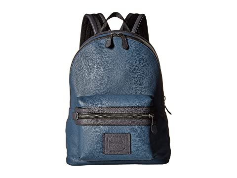 ef841a241983 COACH Academy Backpack in Pebbled Leather at Zappos.com