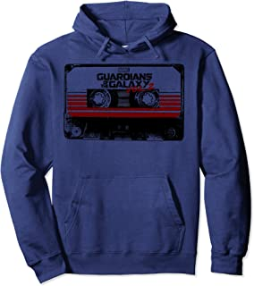 Guardians of the Galaxy 2 Cassette Graphic Hoodie