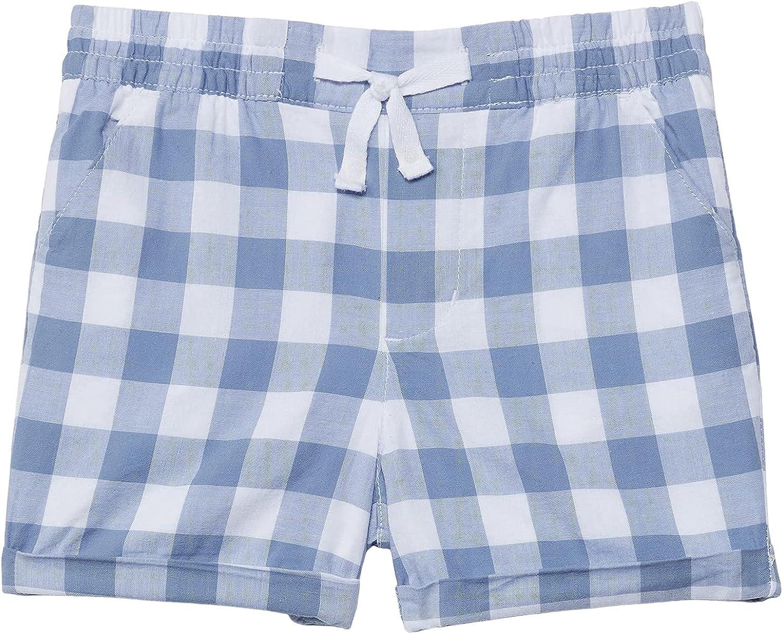 Janie and Jack Baby Boy's Plaid Shorts (Infant)