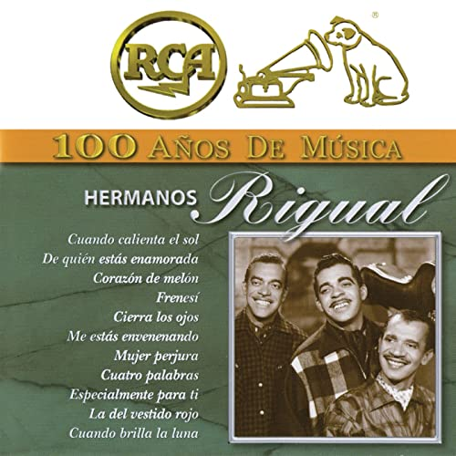 La Del Vestido Rojo By Hermanos Rigual On Amazon Music