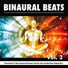 Binaural Beats For Sleep Brainwave Entrainment Isochronic Tones & Alpha Waves Sleeping Music, Vol. 2