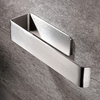 ZUNTO Hand Towel Holder/Towel Ring - Adhesive Towel Bar Stainless Steel for Bathroom Kitchen