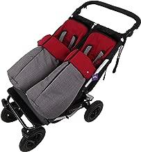 /Saco//Cosy Toes Compatible con monta/ña buugy carrito de beb/é color rosa Deluxe/