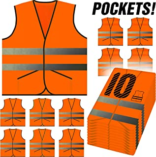 Best hi vis vests orange Reviews