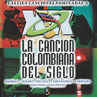 La Cancion Colombiana del Siglo, Vol. 5