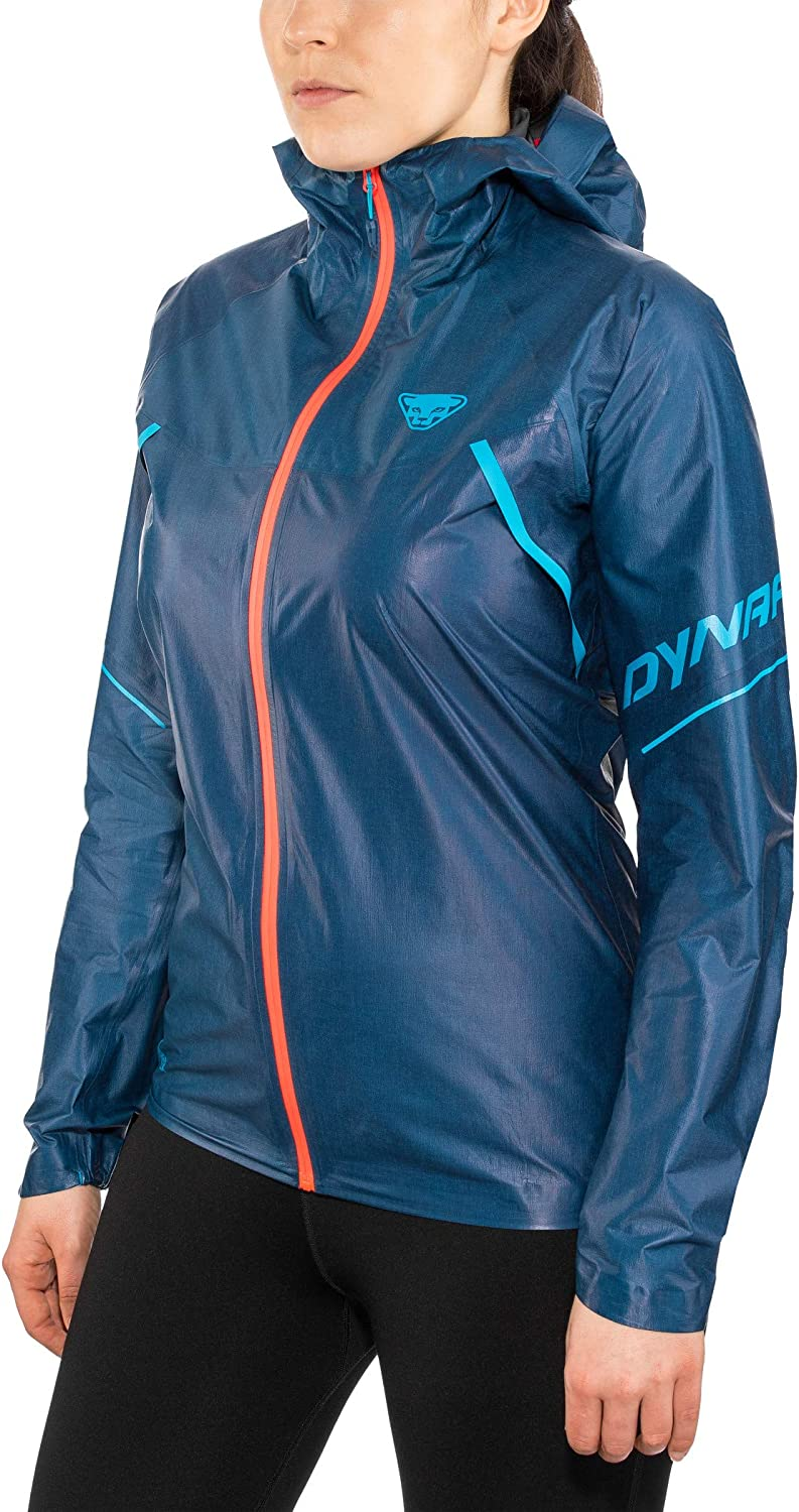 Dynafit Ultra GTX Shakedry 150 Running Jacket Women blueee 2019 sport jacket