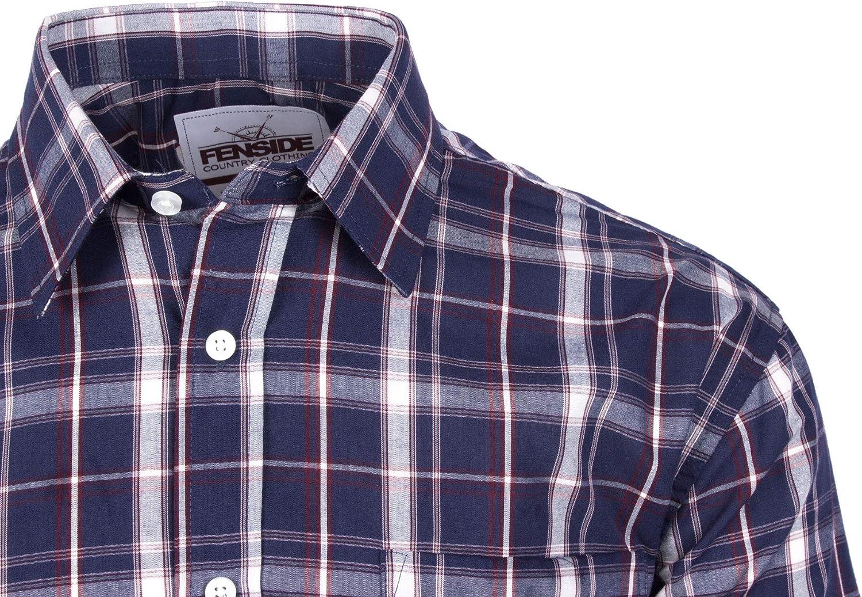 Bridlington - Camisa de verano de manga corta para hombre ...