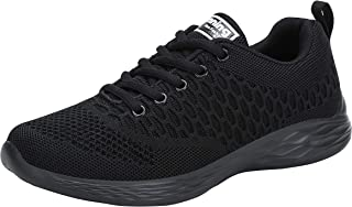 Zapatillas de Deportivos de Running para Mujer Correr Gimnasia Ligero Sneakers Ligero Transpirable