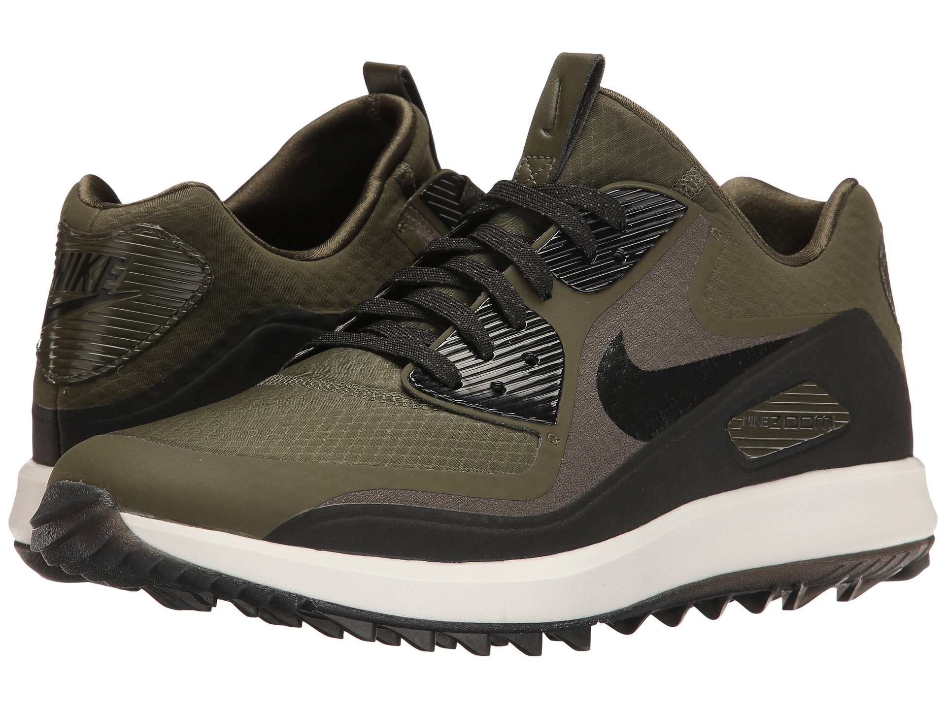 Nike Air Zoom 90 IT NGT Wolf Grey Golf Shoes TRENDYGOLFUSA