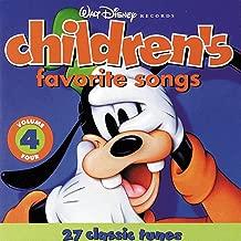 Children's Favorite Songs Volume 4
