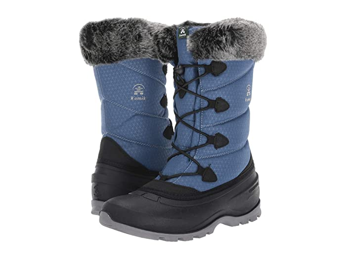 Kamik  Momentum 2 (Blue) Womens Cold Weather Boots