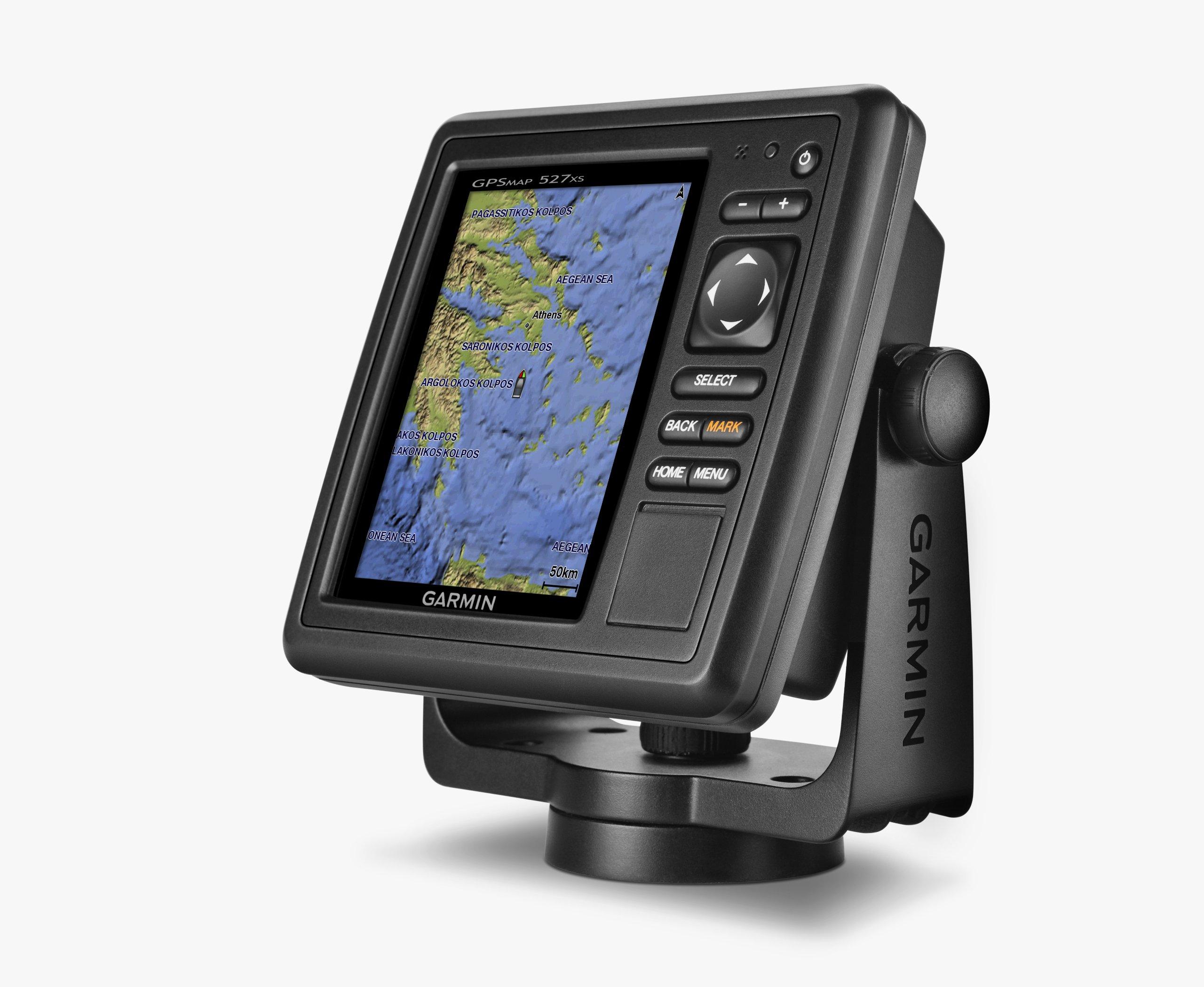 Garmin 010-01092-02 GPSMAP 527xs - Radar sin Aviso Trasero: Amazon.es: Electrónica