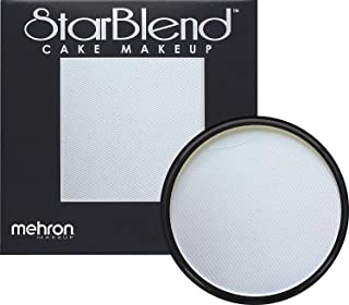 Mehron Makeup StarBlend Cake (2 oz) (Light Grey)