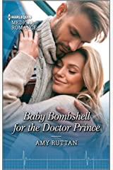 Baby Bombshell for the Doctor Prince (Harlequin LP Medical Book 1100) Kindle Edition