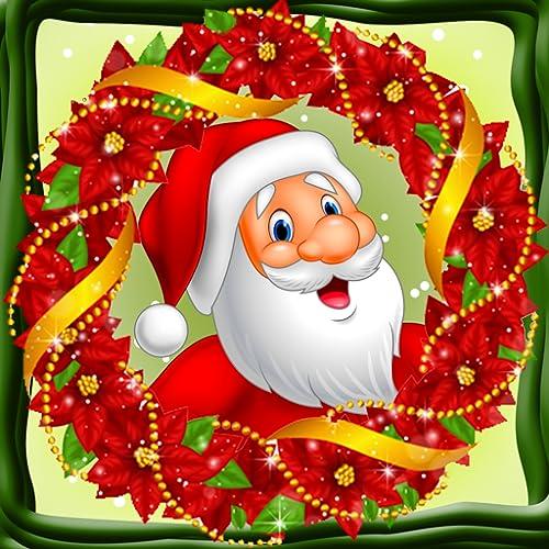 Livro de colorir do Natal