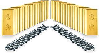 lohag® 30 cuchillas de repuesto para robot cortacésped Worx Landroid – con aleación de titanio, incluye tornillos – Acceso...
