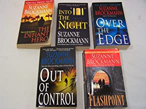 Troubleshooters 5 volume set: The Defiant Hero, Over the Edge, Into the Night, Out of Control, Flashpoint.
