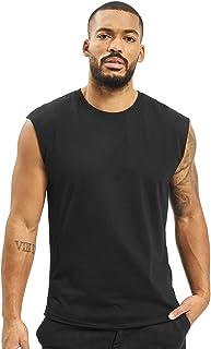 Urban Classics Open Edge Sleeveless Tee T-Shirt Homme