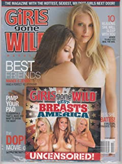 Girls Gone Wild Magazine, October 2008