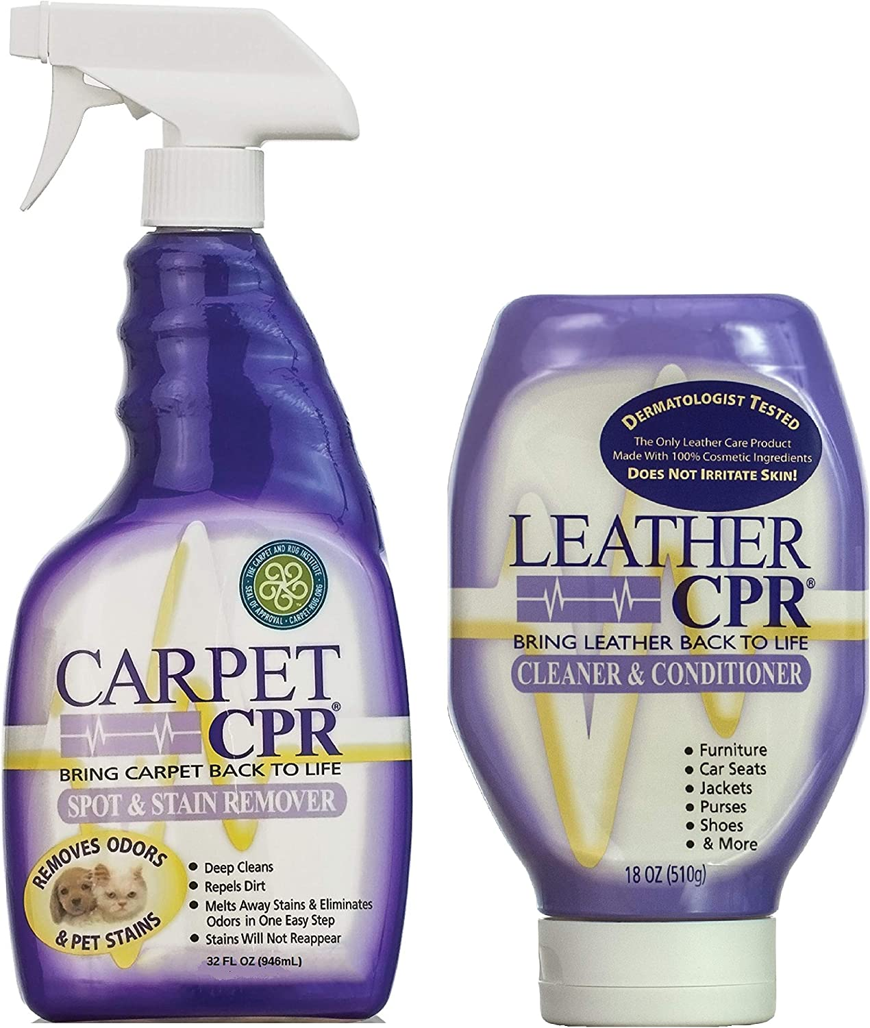 Selling and selling CPR Deluxe Combo Packs Sizes 2 Pack Carpet Leather