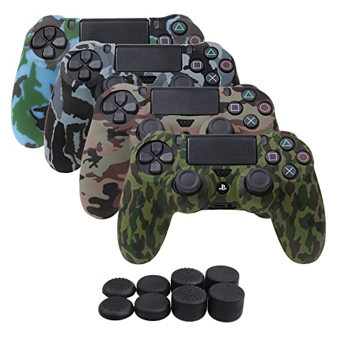 Camouflage Snow Limited Edition Decal Cover Playstation 4 Faceplates, Decals & Stickers Skin Ps4 Slim Video Game Accessories