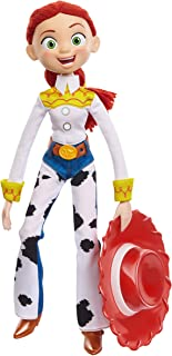 Toy Story Disney and Pixar Jessie Doll in True to Movie Scale with Hair and Fashion Accessories Disney Movie Doll Girls Gi...