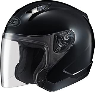 HJC CL-Jet Helmet (X-Large) (Black)