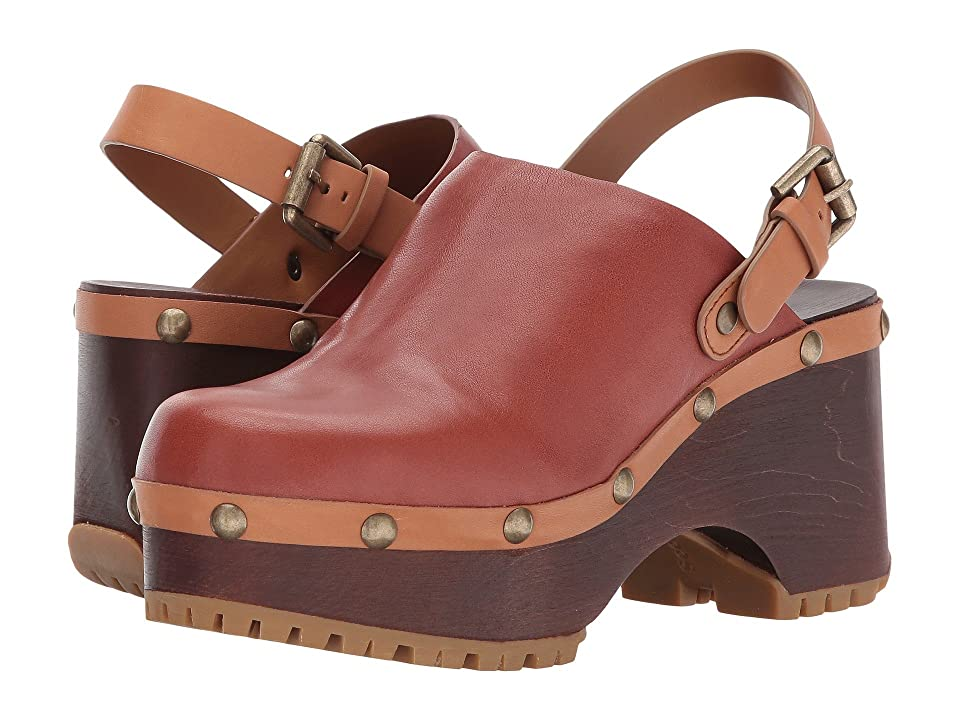 See by Chloe SB29082 (Rust/Copper) High Heels