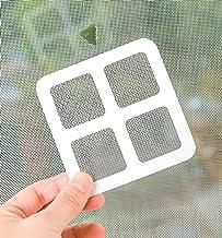 LOPIXUO Magnetisch gordijn Deur Gordijn Venster Scherm Reparatie Patch,Baby Veiligheid Screen Patch Stickers, anti Klamboe...
