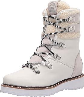 حذاء نسائي أنيق من Roxy Brandi من الجلد المقاوم للماء