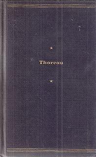 Henry David Thoreau Representative Selections