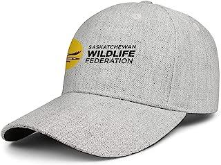 National Wildlife Federation Adjustable Baseball Cap Snapback Dad Hat Wool