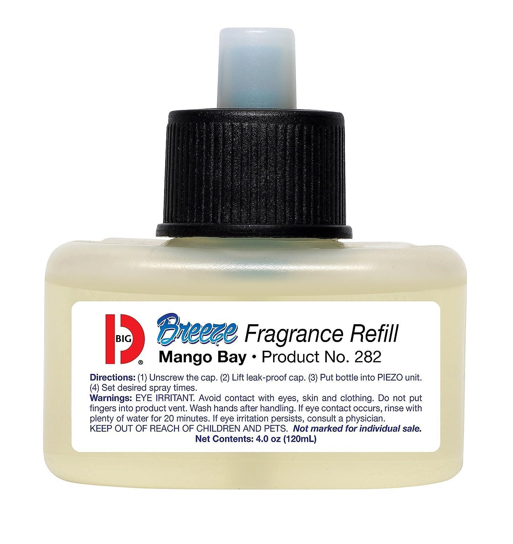 Big D 282 Fragrance Regular dealer Refill for Bay Breeze Ranking TOP1 Dispenser Mango Fragr