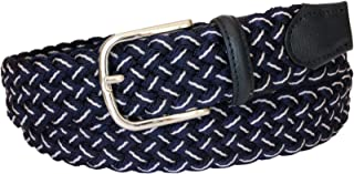 ESPERANTO Cintura 3,5 CM elasticizzata 3 Colori intreccio in viscosa - TR49