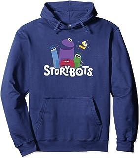 StoryBots Group Shot Logo Sweat à Capuche