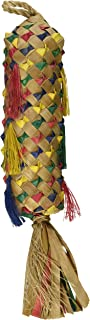 Planet Pleasures Spiked Pinata Natural Bird Toy