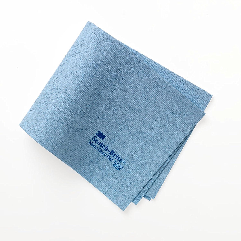 3m Scotch Brite Duettbu Scotch Brite Reinigungstuch Mikrofaser Micro Duett Blau 5 Er Pack Gewerbe Industrie Wissenschaft