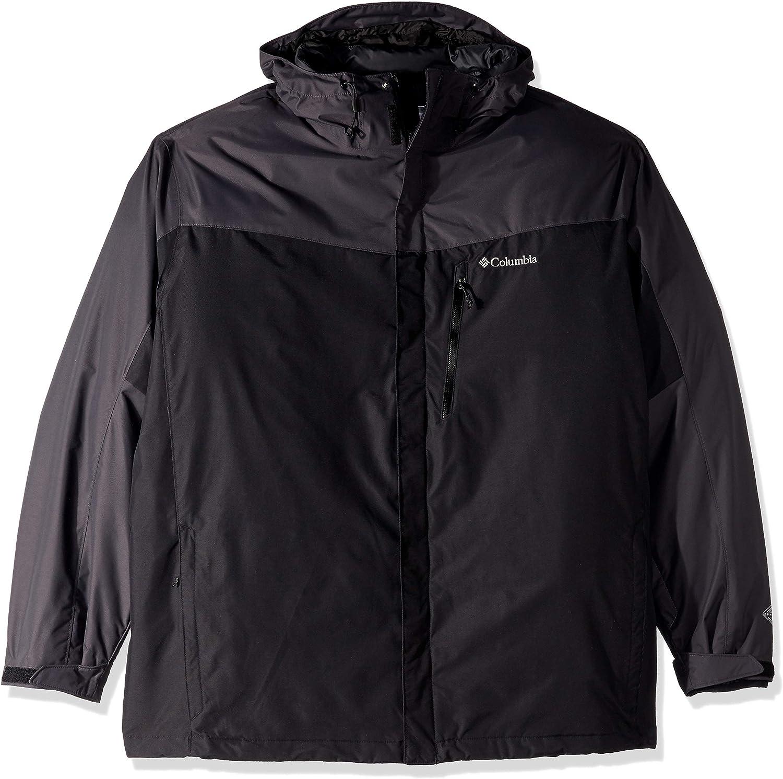 Columbia Men's Whirlibird Iii Big & Tall Interchange Jacket