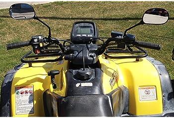 Torc1 Racing 6501-02 Black Die Cast MX Brake Lever