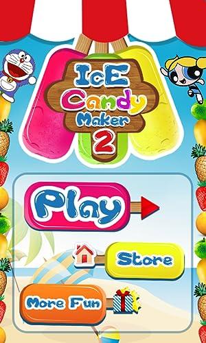 『アイスキャンディ2 - 女の子のためのメーカーのゲーム』の3枚目の画像