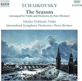 12 Morceaux, Op. 40 (arr. P. Breiner for violin and orchestra): II. Chanson triste