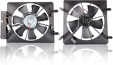 TYC 600530 Honda Replacement Radiator Cooling Fan Assembly